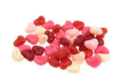 Jelly beans hartjes mix