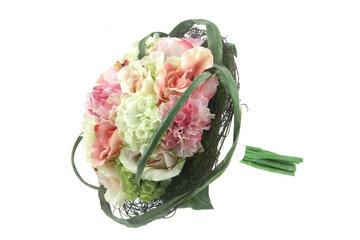 Zijden bloemen & bruidsboeket
