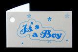 Kaartjes bedankjes it s a boy