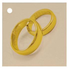 Kaartje Ringen Goud 4 kant