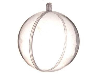 5 cm Transparante bol hersluitbaar