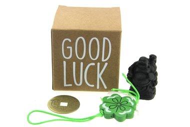 Geluksdoosje kraft good luck