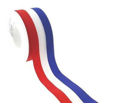 Nederlandse vlag lint 4 cm breed