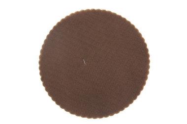 50 Tule cirkels Bruin