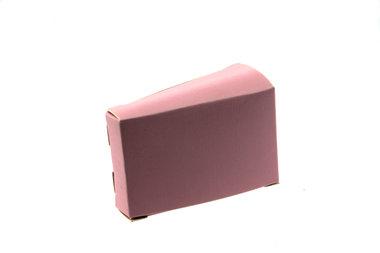 Taartpunt doosje Roze