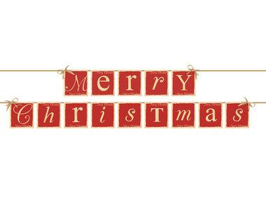 Slinger Merry christmas in 2 slingers
