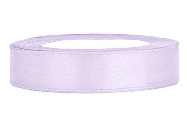 Lavendel satijn lint 2 cm breed