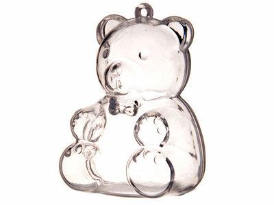 Transparante beer hersluitbaar