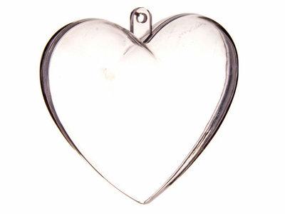 Transparante hart hersluitbaar