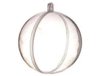 7 cm Transparante bol hersluitbaar