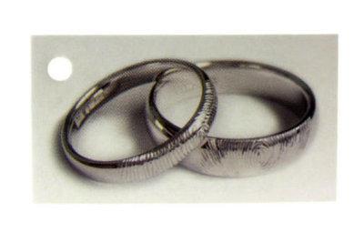 Kaartje Ringen Zilver