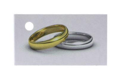 Kaartje Ring goud en zilver