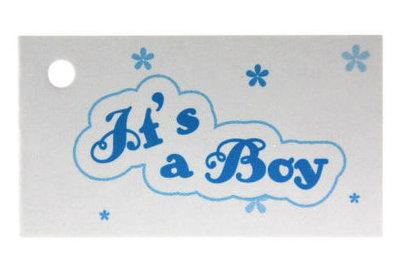 Kaartje It's a Boy