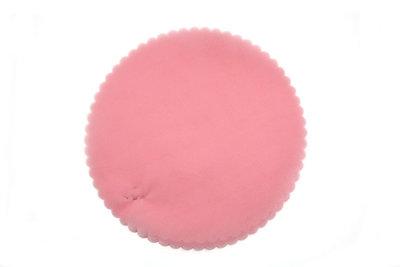 50 Tule cirkels Licht roze