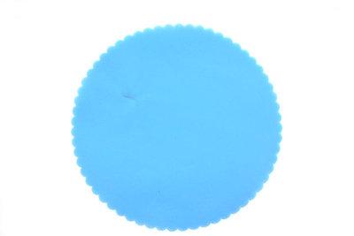 50 Tule cirkels Licht blauw