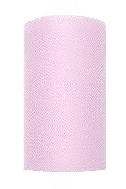 Tule lint Roze 8 cm