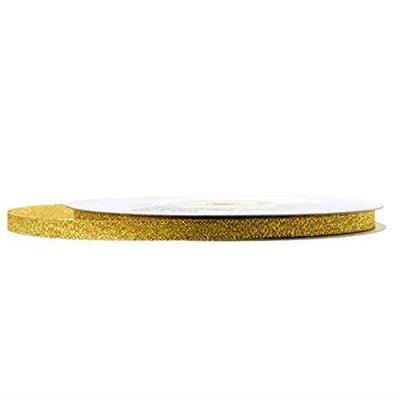 Metalic lint 1 cm goud
