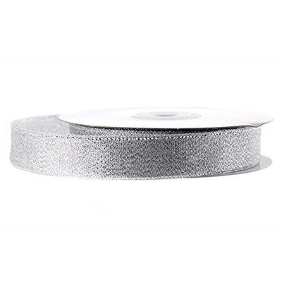 Lint Zilver Metallic 2 cm