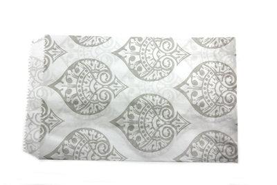 10 papieren zakjes barok 10 x 16 cm
