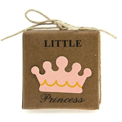 Kraft kubusdoosje little princess