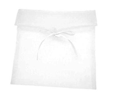 Organza envelop wit